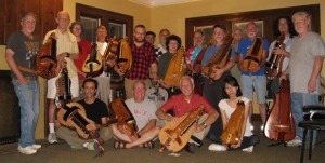 Second Hurdy-Gurdy Workshop 2013